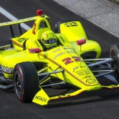 Auto – Indycar – 500 Miles – Simon Pagenaud partira deuxième sur la grille des 500 miles d'Indianapolis