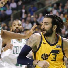 Basket – NBA – Le Utah Jazz surprend les Boston Celtics, Chicago continue de briller
