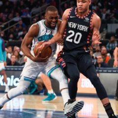 Basket – NBA – NBA : les Hornets enchaînent à New York