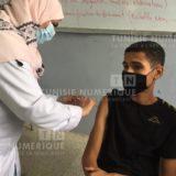 Béja: Vaccination de plus de 3000 élèves contre le Coronavirus [Vidéo]