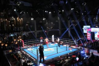 Boxe – Lourds – Le combat entre Alexandre Usyk et Carlos Takam a été reporté