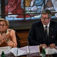 De la conquête de Levallois aux démêlés judiciaires, l'inséparable couple Balkany