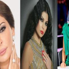 Elissa, Najwa Karam et Haifa Wehbe, la bague au doigt