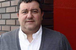 Foot – ANG – MU – Mino Raiola se paye Paul Scholes après ses critiques au sujet de Paul Pogba