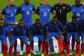 Foot – Bleus – France-Islande, quatre Bleus en moins par rapport au quart de finale de l'Euro 2016