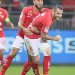 Foot – C. Ligue – Brest – Coupe de la Ligue : Haris Belkebla et Yoann Court absents contre Lyon