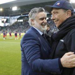 Foot – L1 – Montpellier – Jean-Louis Gasset, qui va quitter Saint-Etienne, est toujours le bienvenu à Montpellier