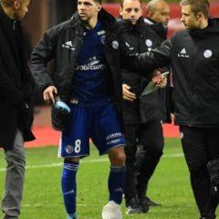 Foot – L1 – Strasbourg – Strasbourg : Jonas Martin, blessé à la cheville gauche, absent deux à trois mois