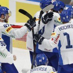Hockey – CM (H) – Championnats du monde : victorieuse de l'Autriche aux tirs au but, l'Italie sauve sa place en Élite