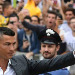 Juventus: les supporters acclament Ronaldo et attendent la Ligue des champions
