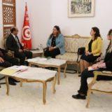 Le Ministre des Affaires Sociales rencontre une délégation de la Cour des comptes