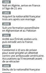 L'islamiste algérien Djamel Beghal, renvoyé dans son pays natal, va y être rejugé
