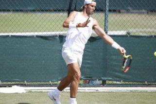Tennis – ATP – Avant Wimbledon, Rafael Nadal fait ses premiers pas sur gazon