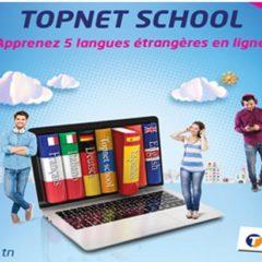 Topnet lance « TOPNET SCHOOL »
