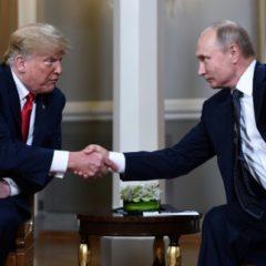 Trump espère aboutir à une relation «extraordinaire» avec Poutine