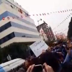 Tunisie : Des députés participent aux manifestations de la campagne 'fech_newtanew'