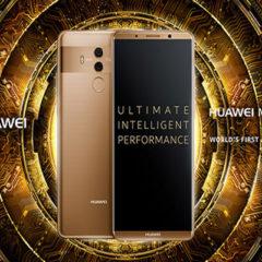 Tunisie : Lancement du Huawei Mate 10 à partir de 999 dinars