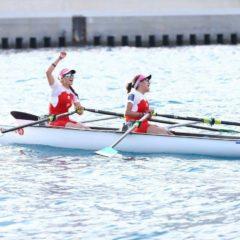 Jeux Olympiques – Aviron : Khadija Krimi et Nour El Houda Ettaieb terminent à la 4e place