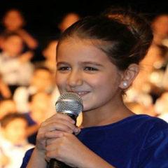 Liban : Ella, la fille de Nancy Ajram, sur les pas de sa mère