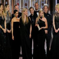 USA : Tous les artistes invités au Golden Globes portaient du noir pour passer un message